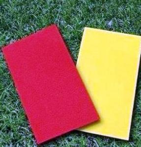 کارتهای فوتبال