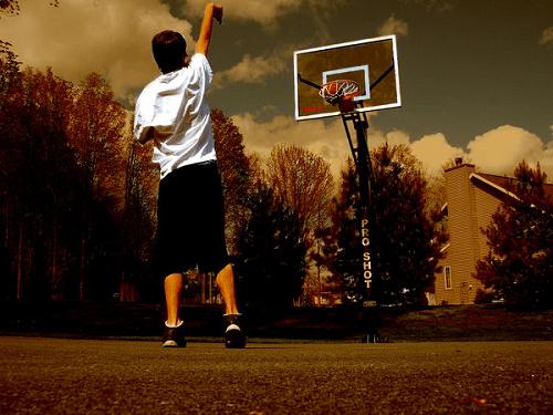 انواع پرتاب در بسکتبال