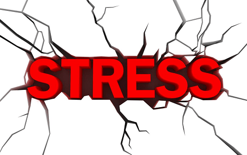 انواع استرس