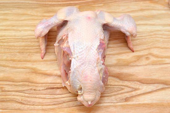 روش قطعه قطعه کردن مرغ