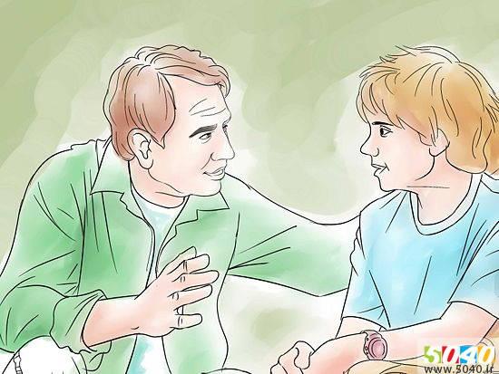 فروشگاه اینترنتی 5040 - مطالب مفید و کاربردی - زندگی خانوادگی - چطور یک پدر خوب باشیم - اعتراف به اشتباهات