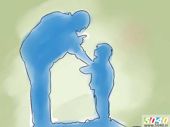 فروشگاه اینترنتی 5040 - مطالب مفید و کاربردی - زندگی خانوادگی - چطور یک پدر خوب باشیم - تنبیه