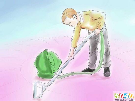 فروشگاه اینترنتی 5040 - مطالب مفید و کاربردی - زندگی خانوادگی - چطور یک پدر خوب باشیم - کمک در کارهای خانه