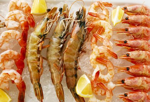 فروشگاه اینترنتی 5040 - مطالب مفید و کاربردی - بهداشت و سلامت - آنافیلاکسی و حساسیت - غذاهای دریایی