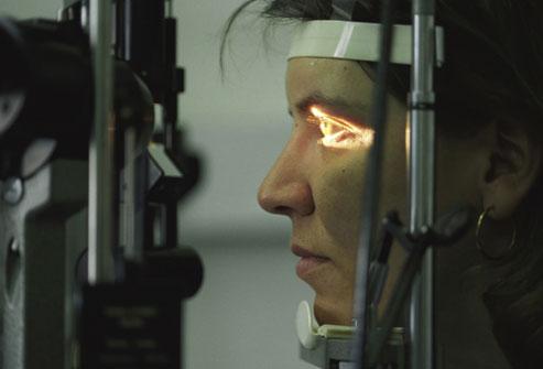 مراقبت از چشم