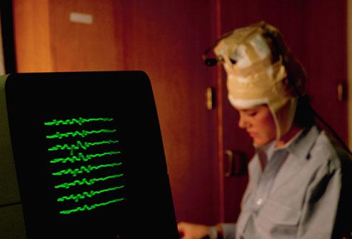 تشخیص: EEG