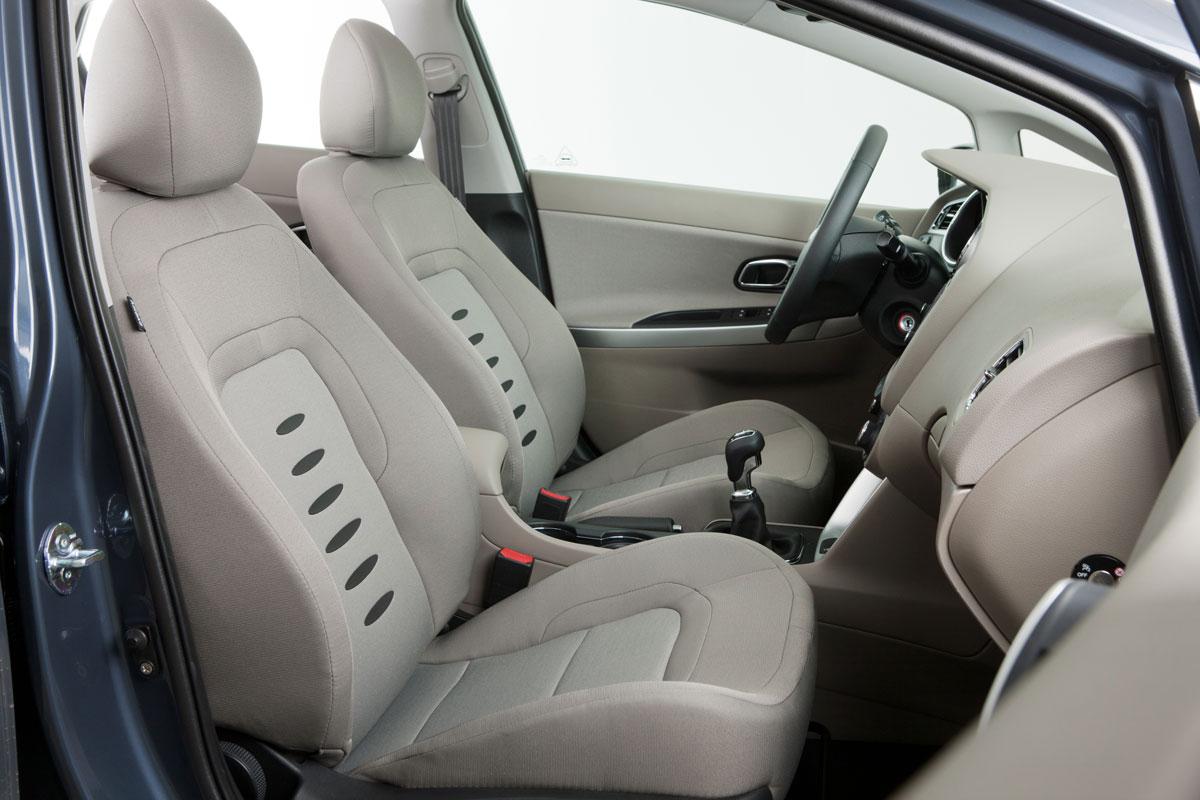 کیا مدل سید 2012