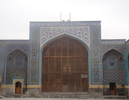 بقعه شیخ صفی الدین