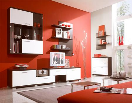 رنگ های مناسب برای خانه