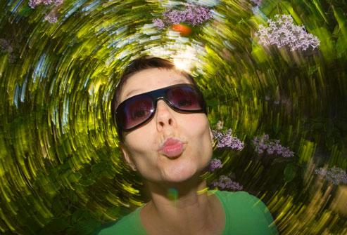 محرک آلرژی چشم