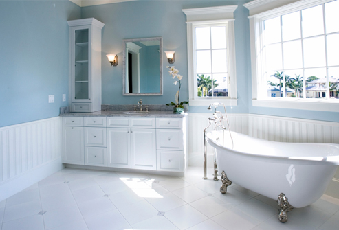 تهویه حمام