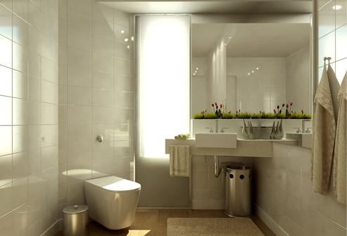 طراحی حمام