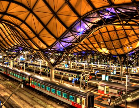 ایستگاه SOUTHERN CROSS، استرالیا