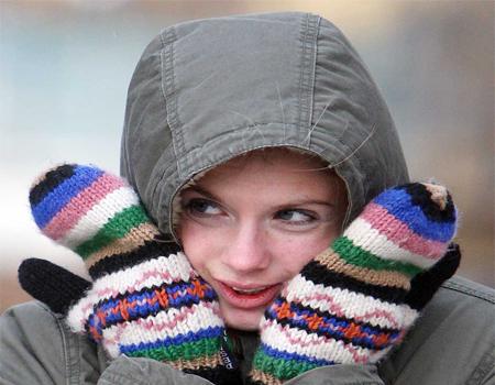 احساس سرما در افراد
