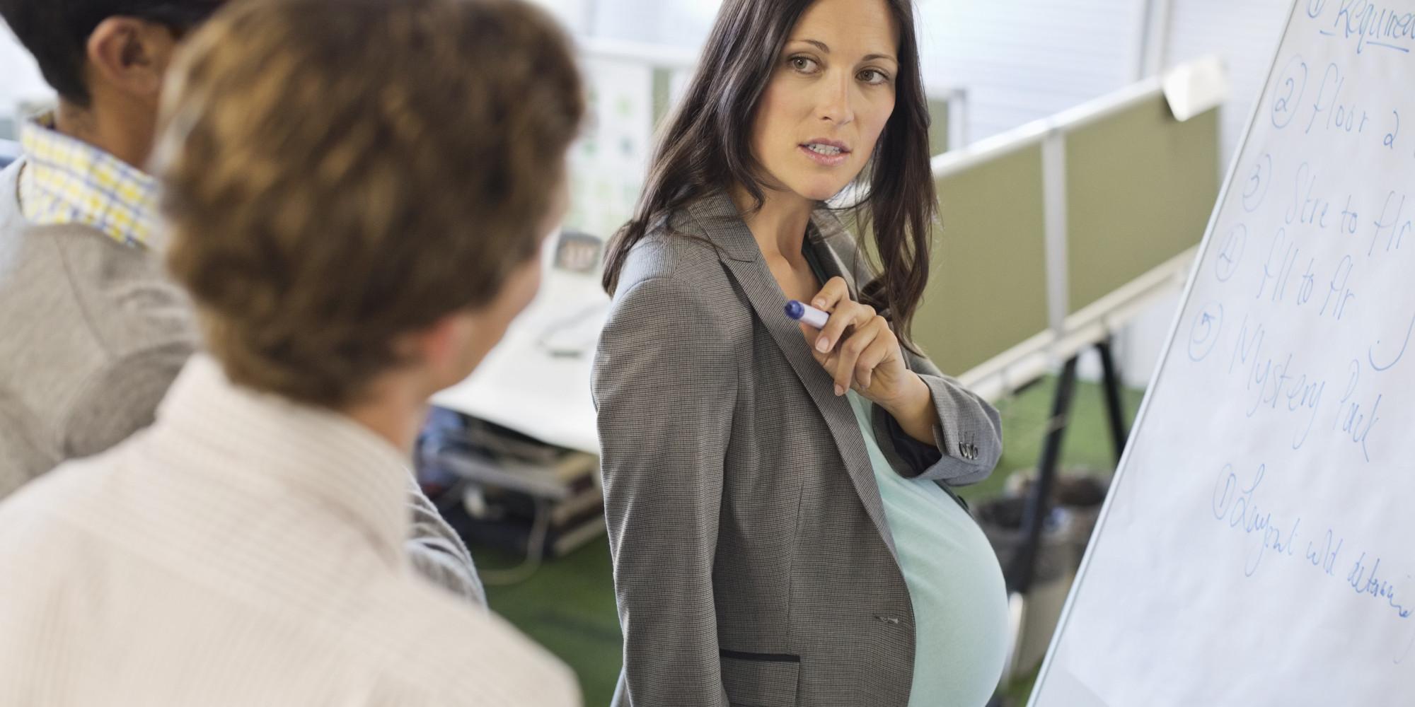 شرایط کار در بارداری