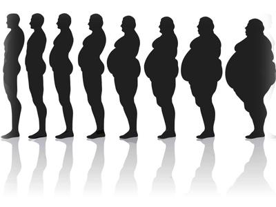 نیاز به کاهش وزن
