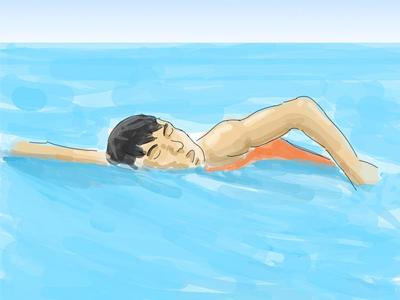 نجات فرد در حال غرق شدن