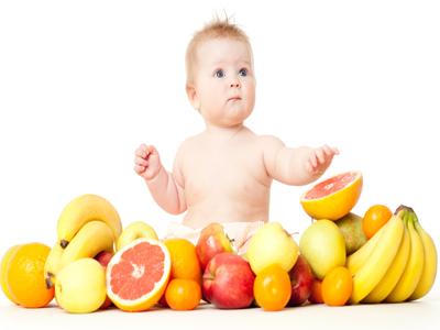 میوه مناسب کودک