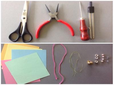 ساخت زنگهای اوریگامی
