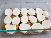 روش تهیه بادمجان با پنیر پارمزان