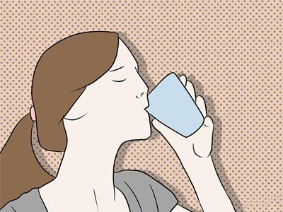 درمان سوختگی اسید هیدروفلوریک