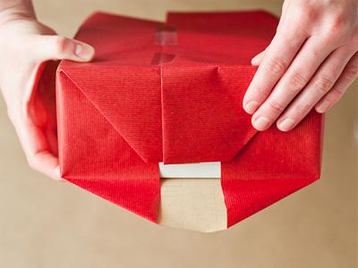 کادو کردن هدیه ها