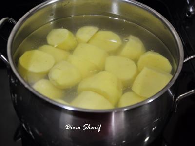 نکات پخت پوره سیبزمینی
