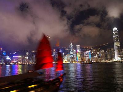شهر هنگکنگ