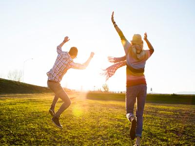 راه ساده برای خوشحال بودن