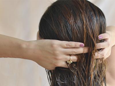 Image result for مراقبت از مو قبل و بعد از استخر