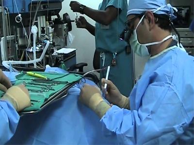 جراحی برداشتن لوزه
