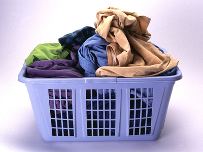 جلوگیری از رنگ دادن لباس