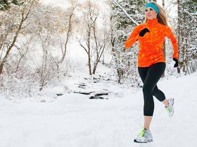 کاهش وزن در هوای سرد