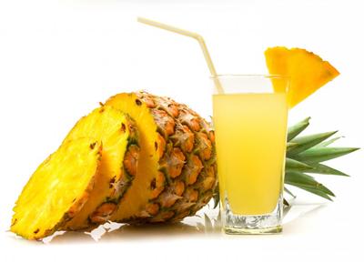 مزایای آناناس