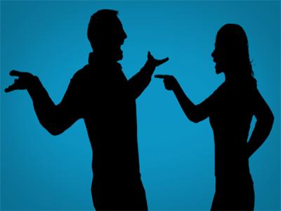 اشتباهات در زندگی زناشویی