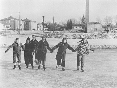 تاریخچه اسکیت روی یخ
